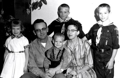 Family Picture 1961